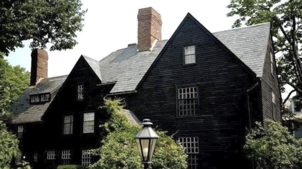 House of the Seven Gables/Salem, Mass